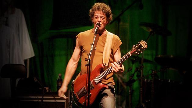Rocklegende Lou Reed ist tot (Bild: EPA/picturedesk.com)