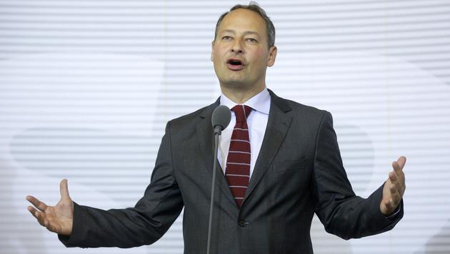 Andreas Schieder neuer SPÖ-Klubobmann (Bild: APA/GEORG HOCHMUTH)