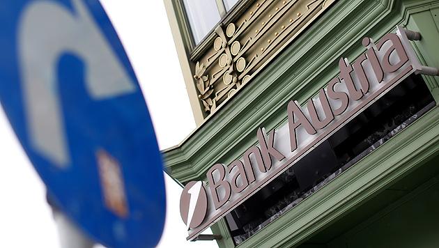 Bank Austria schwer unter Druck (Bild: APA/GEORG HOCHMUTH)