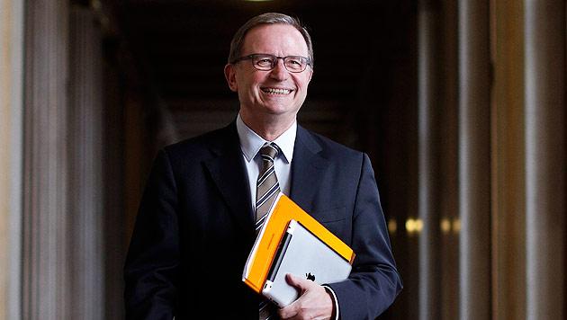 Karlheinz Kopf als Zweiter NR-Präsident nominiert (Bild: APA/Georg Hochmuth)