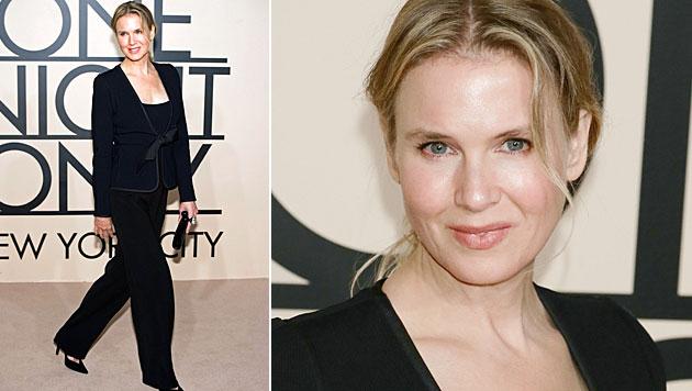 "Renee Zellweger:  Diesmal dünne ""Bridget Jones""? (Bild: AFP)"