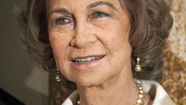 Spaniens Königin Sofia wird 75 Jahre alt (Bild: EPA)