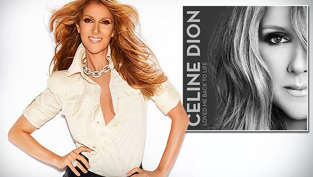 Celine Dion: Liebe als starkes Lebenszeichen (Bild: Sony Music, krone.at-Grafik)