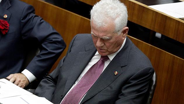 Harmonischer Auftakt zur neuen Legislaturperiode (Bild: APA/GEORG HOCHMUTH)