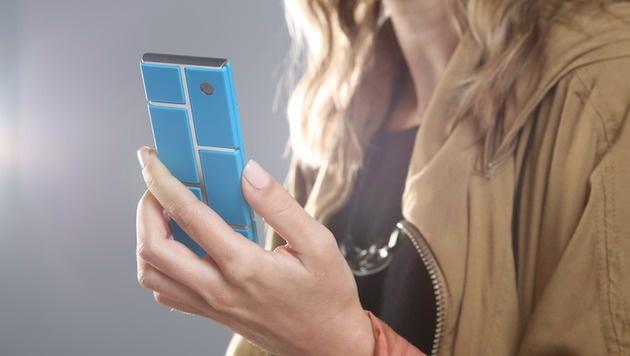 Motorola arbeitet an Handy nach Baukasten-Prinzip (Bild: Motorola)