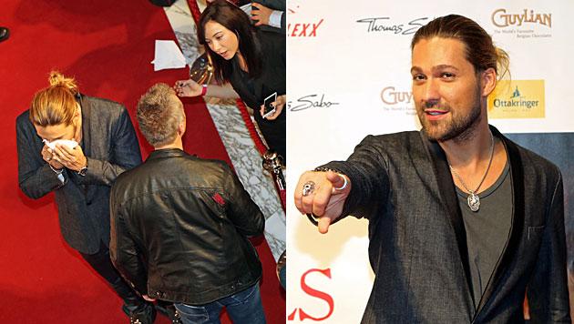 Tapferer Garrett: Trotz Grippe bei Wien-Premiere (Bild: Kristian Bissuti)
