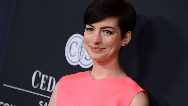 Anne Hathaway nervt mit ihrem Diven-Gehabe (Bild: AP)