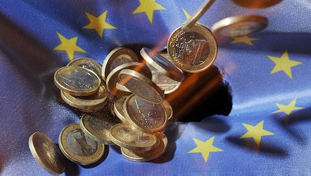 Inflation im März auf 1,6 Prozent geklettert (Bild: dpa/Uli Deck)
