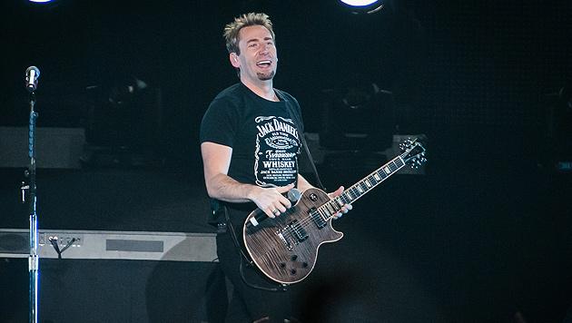 "Nickelback zelebrierten Top-Hits zu ""Hallowien"" (Bild: Andreas Graf)"