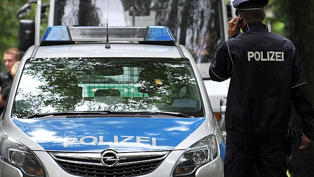 Mehrere Verletzte bei Schießerei in Frankfurt (Bild: APA/dpa/Paul Zinken (Symbolbild))