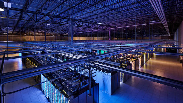Google baut Serverfarm in Finnland weiter aus (Bild: AP)