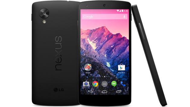 LG Nexus 5: Der neue Preis-Leistungs-König im Test (Bild: LG)