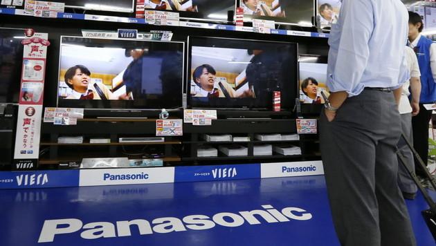 Panasonic stellt Produktion von Plasma-TVs ein (Bild: EPA)