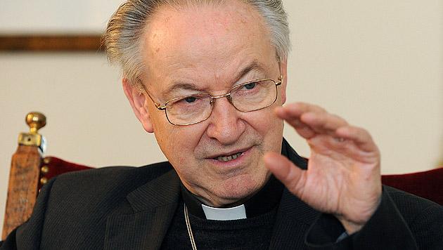 Papst nahm Rücktritt von Salzburgs Erzbischof an (Bild: APA/BARBARA GINDL)