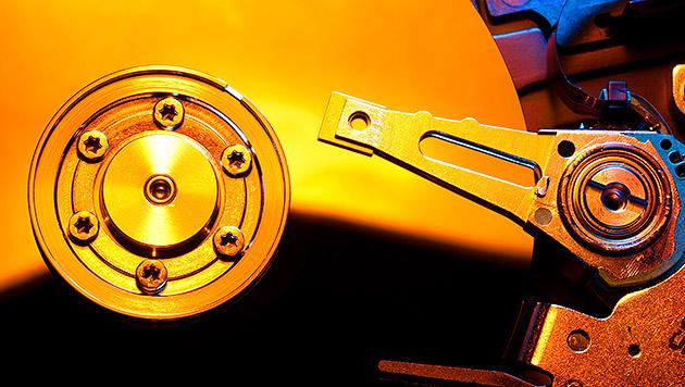 Helium-Füllung ermöglicht 6-Terabyte-Festplatten (Bild: thinkstockphotos.de)