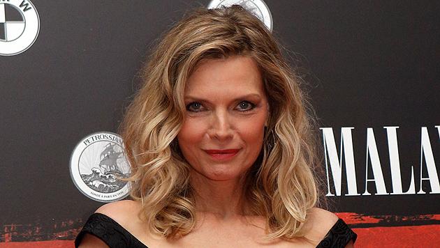 """Michelle Pfeiffer war Mitglied der """"Lichtesser"""" (Bild: AP)"""