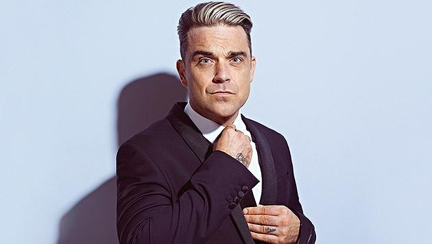 """Robbie Williams: """"Mein Leben hat jetzt einen Sinn"""" (Bild: Universal Music)"""