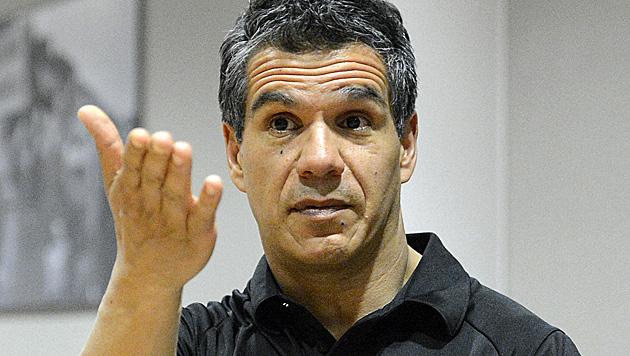 Teamchef Viveiros träumt von Olympiamedaille (Bild: APA/HELMUT FOHRINGER)
