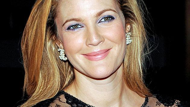 """Drew Barrymore im Glück: """"Es ist unbeschreiblich"""" (Bild: AP)"""