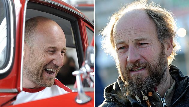 Roland Düringer: Vom Benzinbruder zum Ökostar (Bild: APA/Robert Jäger, Herbert Pfarrhofer)