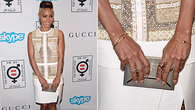 Jada Pinkett Smith (Bild: AP)
