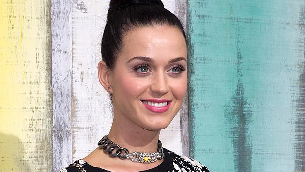 Katy Perry assistierte bei Hausgeburt (Bild: AP)