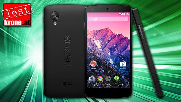LG Nexus 5: Der neue Preis-Leistungs-König im Test (Bild: LG, thinkstockphotos.de, krone.at-Grafik)