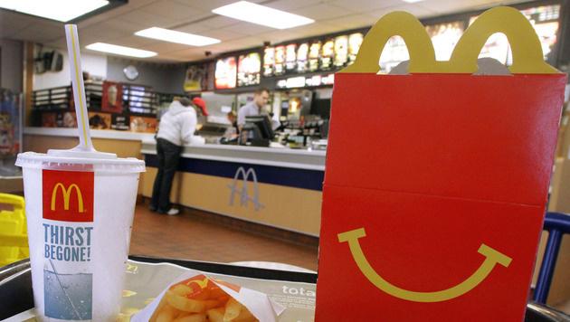 McDonalds denkt über Einsatz von 3D-Druckern nach (Bild: AP)