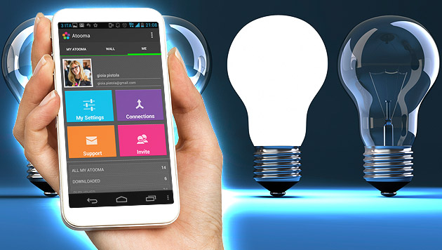 So lassen Sie Ihrem Smartphone ein Licht aufgehen (Bild: thinkstockphotos.de, Google Play , krone.at-Grafik)
