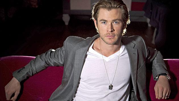 Chris Hemsworth (Bild: AP)