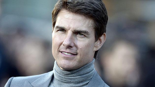 Tom Cruise legt jetzt Marokkos Straßen lahm (Bild: EPA)