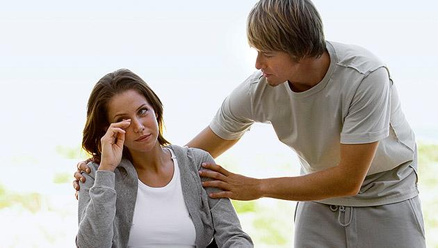 Depressionen in der Beziehung - was tun? (Bild: thinkstockphotos.de)