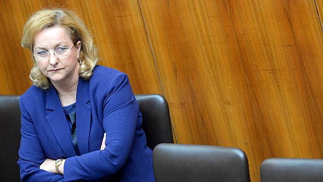 """Fekter: Grünen-Vorwürfe """"zeugen von Populismus"""" (Bild: APA/Robert Jaeger)"""