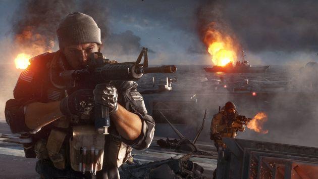 """""""Battlefield"""": Shooter-Serie kommt ins Fernsehen (Bild: Battlefield 4 - Quelle: EA)"""