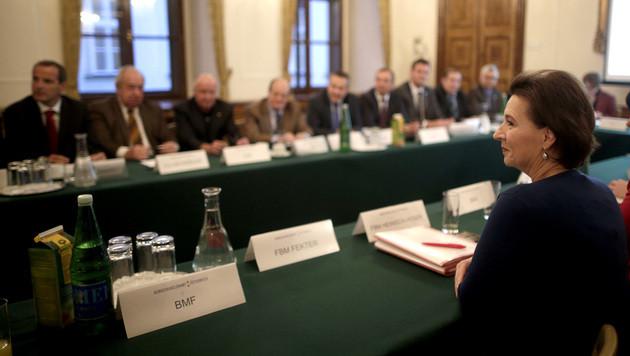Beamte: Zweite Verhandlungsrunde ohne Ergebnis (Bild: APA/GEORG HOCHMUTH)