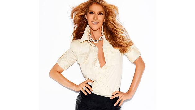 Céline Dion setzt auf Liebe anstatt auf Botox (Bild: Sony Music)