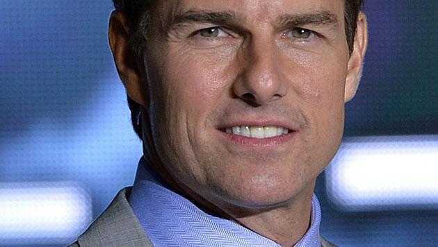 Tom Cruise vergleicht Job mit Afghanistan-Einsatz (Bild: EPA)