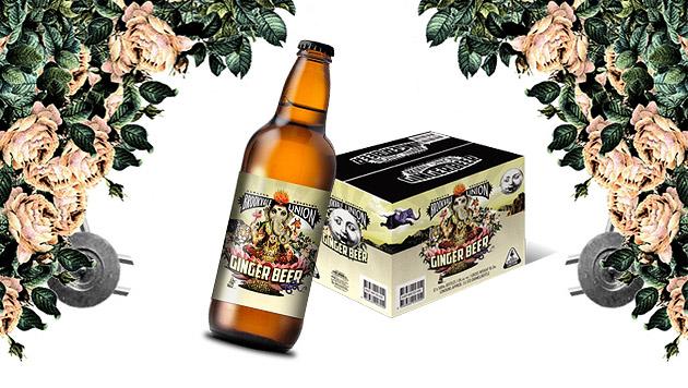Brauerei hat wegen Götterfigur auf Etikett Ärger (Bild: BrookvaleUnion.com.au)