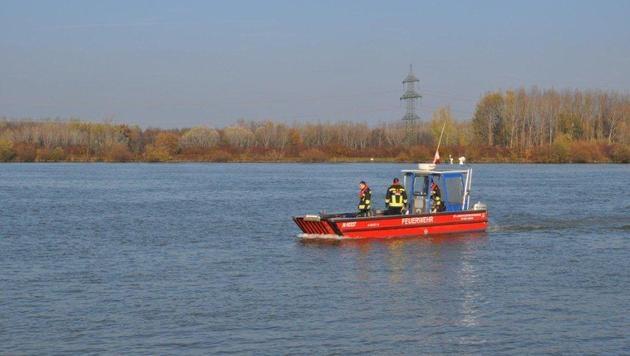 Mann ertrinkt in Donau in NÖ - Leiche geborgen (Bild: Polizei Krems)