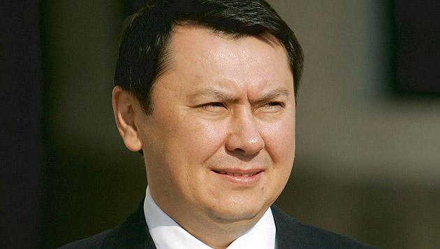 Rakhat Aliyev (alias Rakhat Shoraz), der kasachische Ex-Botschafter in Österreich (Bild: APA/HBF/DRAGAN TATIC)