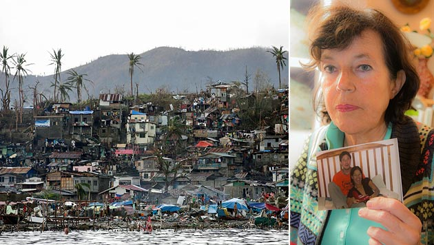 Salzburger (42) im Katastrophengebiet vermisst (Bild: EPA, Franz Neumayr/MMV)