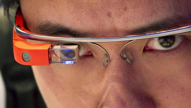 Briten bringen Gedankensteuerung auf Google Glass (Bild: AP)