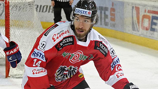Red Bull Salzburg verpflichtet Ex-NHL-Spieler Nödl (Bild: APA/Robert Parigger)