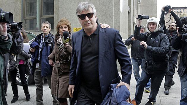 Baldwins Stalkerin muss für 30 Tage ins Gefängnis (Bild: AP)