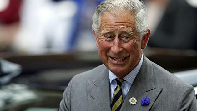 Happy Birthday, Charles! Prinz feiert seinen 65er (Bild: AP)