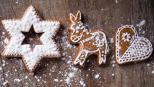 Köstliche Keksrezepte für die Weihnachtsbäckerei (Bild: thinkstockphotos.de)