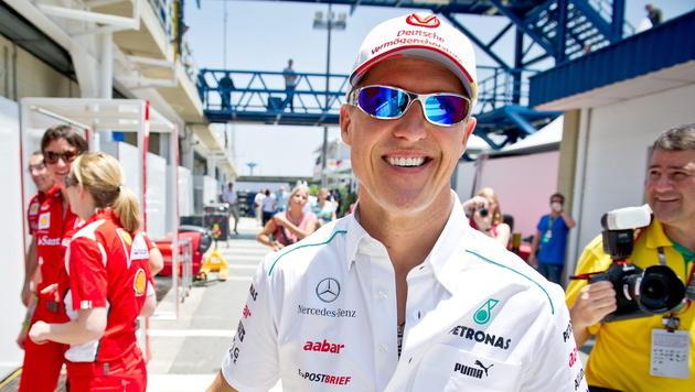 Schumacher verzichtet auf Kurz-Comeback bei Lotus (Bild: EPA)