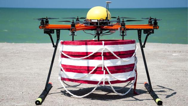 Tüftler aus dem Iran bauen fliegenden Lebensretter (Bild: RTS Ideas)
