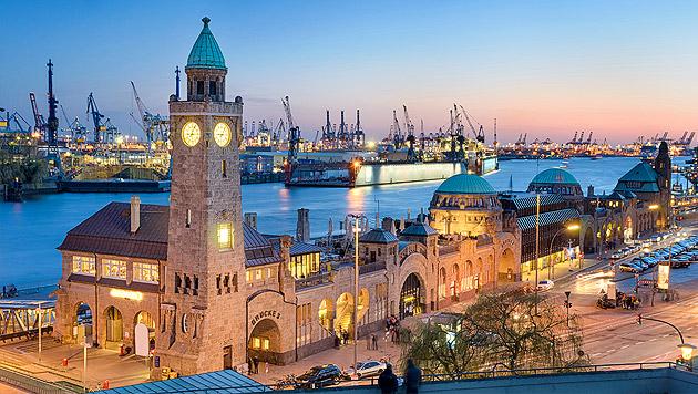Hamburg: Eine Reise reicht noch lange nicht (Bild: thinkstockphotos.de)