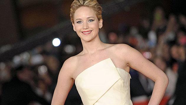 Jennifer Lawrence: Teenie-Idol mit Tiefgang (Bild: EPA)